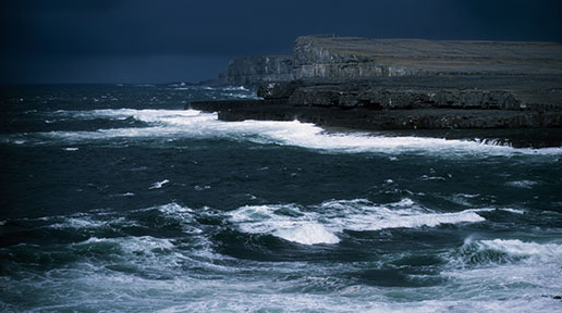 Irish Islands, Aran Islands, Inishmore, Ireland
