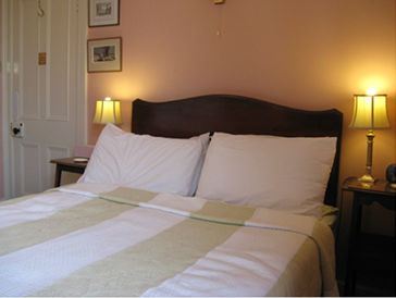 saddlers over double bed 2