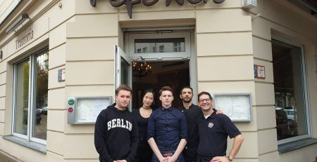 work experience berlin