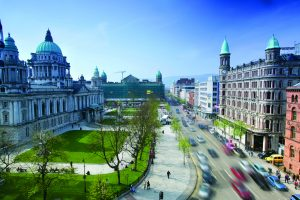 Belfast City Hall. Photo: Tourism NI
