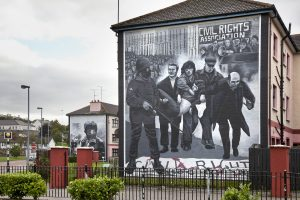 Peace Murals, Derry. Photo: Tourism NI