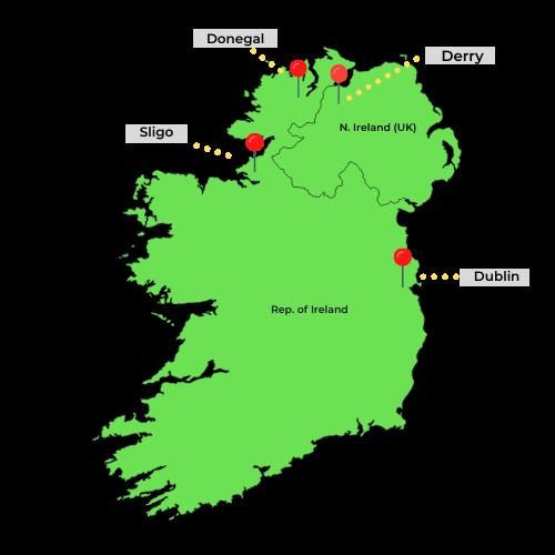 erasmus plus in ireland