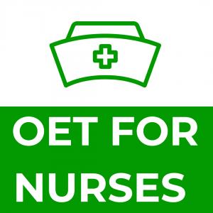 how to pass OET nursing exam